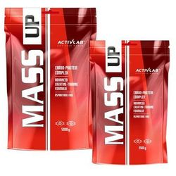 ACTIVLAB Mass Up - 5000g - Dark Chocolate