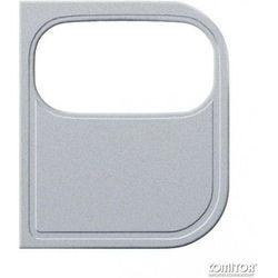 Deska BLANCO z białego tworzywa 430x365x15mm (217632)