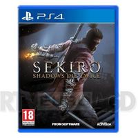 Gry na PS4, Sekiro Shadows Die Twice (PS4)