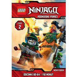 LEGO Ninjago: Podniebni piraci, część 2 (DVD) - Różni