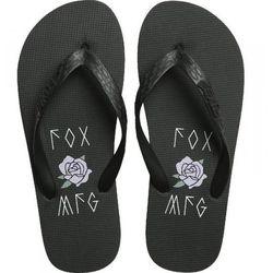 JAPONKI FOX LADY ROSEY FLIP FLOP BLACK
