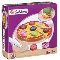 Pozostałe zabawki, Pizza z akcesoriami