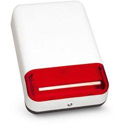 SPL-2010 R Sygnalizator zewnętrzny akustyczno-optyczny Satel dioda czerwona
