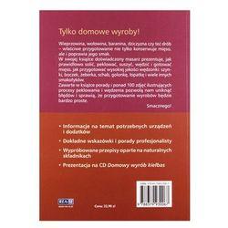 Wędzenie oraz domowy wyrób wędlin + cd (opr. broszurowa)