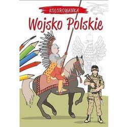 Kolorowanka polskie wojsko - krzysztof kiełbasiński