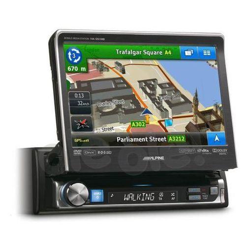 Radioodtwarzacze samochodowe, Alpine IVA-D511