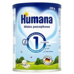 HUMANA 1 350g Mleko początkowe od urodzenia