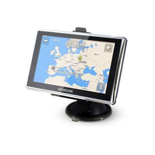 Nawigacja samochodowa, Vordon 5 EU