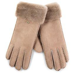 Rękawiczki Damskie EMU AUSTRALIA - Apollo Bay Gloves Mushroom