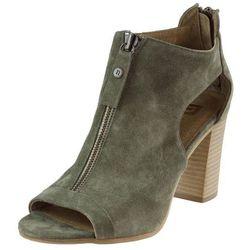 Sandały Nessi 81406 - Oliwka W