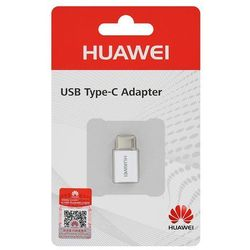 Oryginalny adapter Huawei - AP52 - Micro USB to USB Type C