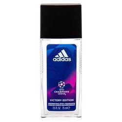 Adidas UEFA Champions League Victory Edition dezodorant 75 ml dla mężczyzn