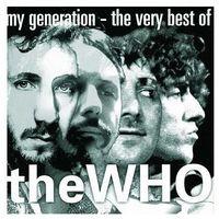 Pozostała muzyka rozrywkowa, MY GENERATION-VERY BEST OF - The Who (Płyta CD)