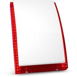 SP-4006 R Sygnalizator zewnętrzny akustyczno-optyczny, czerwony Satel