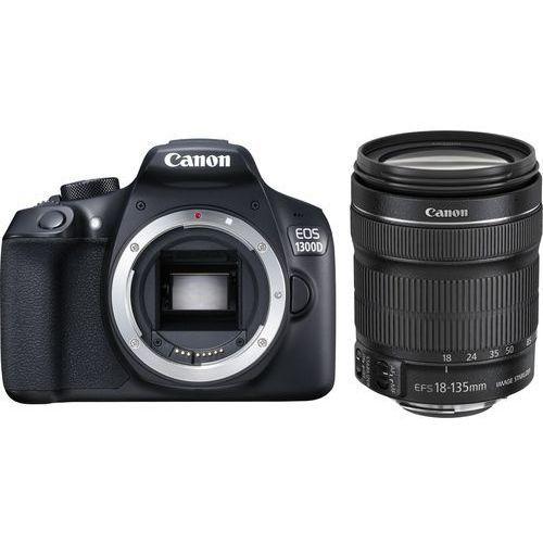 Lustrzanki, Canon EOS 1300D