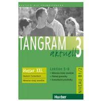 Książki do nauki języka, Tangram Aktuell 3, Lektion 5 - 8:: Glossar Xxl Deutsch - Tschechisch (opr. miękka)