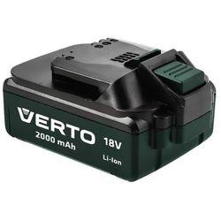 Verto K75657-0 Li-Ion 18 V / 2,0 Ah