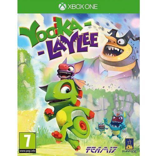 Gry Xbox One, Yooka-Laylee (Xbox One)