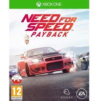 Gry Xbox One, Need for Speed Payback (Xbox One)