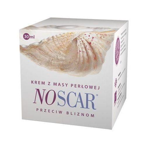 Preparaty na blizny, NO-SCAR PERŁA INKÓW Krem z masy perłowej przeciw bliznom 30 ml
