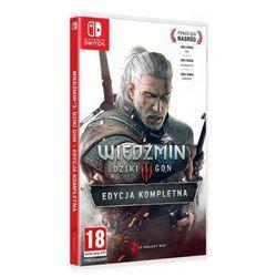 CDP Wiedźmin 3: Dziki Gon Edycja Kompletna Nintendo Switch