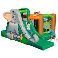 Zabawki dmuchane, Dmuchany plac zabaw Happy Hop - Jaskinia słonia