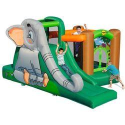 Dmuchany plac zabaw Happy Hop - Jaskinia słonia