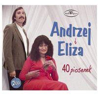 Pop, Andrzej i Eliza: 40 piosenek - Andrzej i Eliza