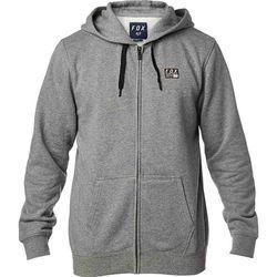 bluza FOX - District 1 Zip Fleece Heather Graphic (185) rozmiar: XL