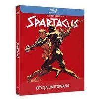 Filmy obyczajowe, Spartakus (Steelbook) Blu-ray. Darmowy odbiór w niemal 100 księgarniach!