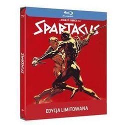 Spartakus (Steelbook) Blu-ray. Darmowy odbiór w niemal 100 księgarniach!