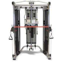 Atlas Finnlo Maximum FT2 z ławką treningową i maszyną do prostowania nóg