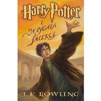 Książki dla dzieci, HARRY POTTER 7 INSYGNIA ŚMIERCI - J.K. ROWLING TW. (opr. twarda)