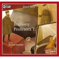 Książki kryminalne, sensacyjne i przygodowe, Bruliony Profesora T. audiobook (opr. kartonowa)