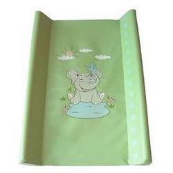Podkład do przewijania Baby Sky miękki Zielona