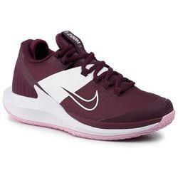 Buty NIKE - Nikecourt Air Zoom Zero Hc AA8022 603 Bordeaux/Bordeaux/Pink Rise
