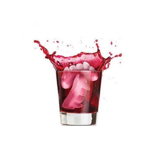 Pozostałe akcesoria do alkoholu, FOREMKA DO LODU -lodowe szczęki wampira