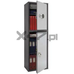 Sejf elektroniczny / kluczowy na segregatory SL 150/2T EL