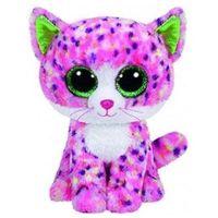 Pluszaki zwierzątka, Beanie Boos Sophie różowy kotek 15 cm