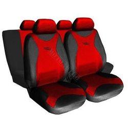 Pokrowce samochodowe Turbo Czerwone Odbiór osobisty WARSZAWA 24H