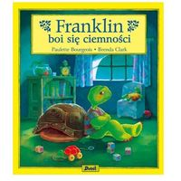 Książki dla dzieci, Franklin boi się ciemności (opr. miękka)