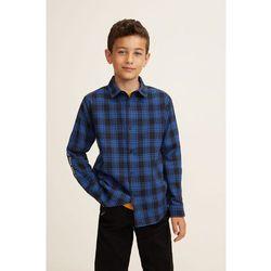 Mango Kids - Koszula dziecięca Nixon 110-164 cm