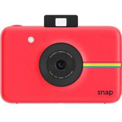 Aparat Polaroid SNAP czerwony