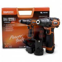 Wiertarko-wkrętarki, Daewoo DAA 1220