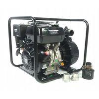 Sprzęt przeciwpożarowy, MOTOPOMPA, POMPA SPALINOWA ciśnieniowa 10 Bar mocna Holida QGZ50-100 deszczownia