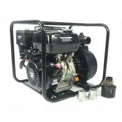 Motopompa, pompa spalinowa ciśnieniowa 10 Bar mocna Holida QGZ50-100 HB20 deszczownia silnik 13KM