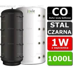 BUFOR JOULE 1000L 1W zbiornik buforowy akumulacyjny CO z 1 wężownicą Wysyłka gratis!