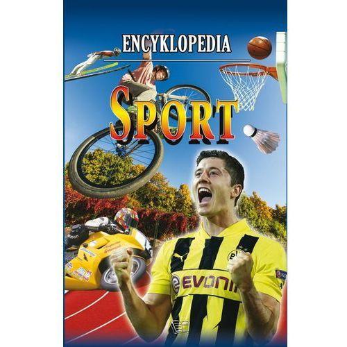 Słowniki, encyklopedie, Encyklopedia sport (opr. twarda)