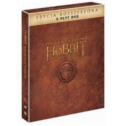 Hobbit: Niezwykła podróż (Edycja rozszerzona) (DVD) - Peter Jackson. DARMOWA DOSTAWA DO KIOSKU RUCHU OD 24,99ZŁ