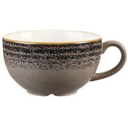 Filiżanka 227 ml | CHURCHILL, Homespun Style Charcoal Black